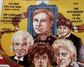 Dr. Who Comic Book 1981 Fantasy Empire Vol 1
