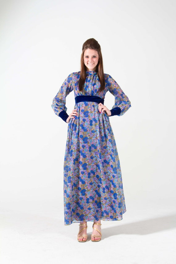 Vintage 70S Dresses - RP Dress