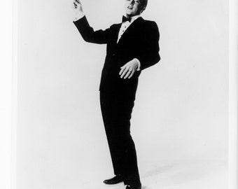 Bobby Darin Publicity Photo     8 by 10 inches