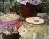 SPRING Jammin Gift Pack/Mother's Day Gift/ ANY 3 / Jam -Marmalade-Jelly
