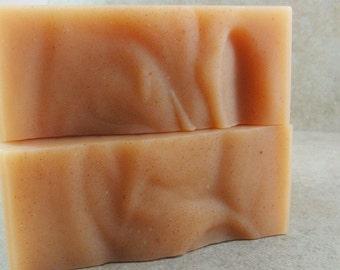 Chiquita - Handmade Soap - Banana, Butter Rum, Sandalwood