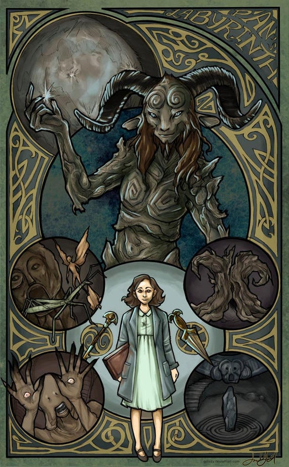self sacrifice in the movie pans ladyrinth That is what makes pan's labyrinth such an  'pan's labyrinth': a masterpiece about maturity  throughout the film, as self-sacrifice for the good of.