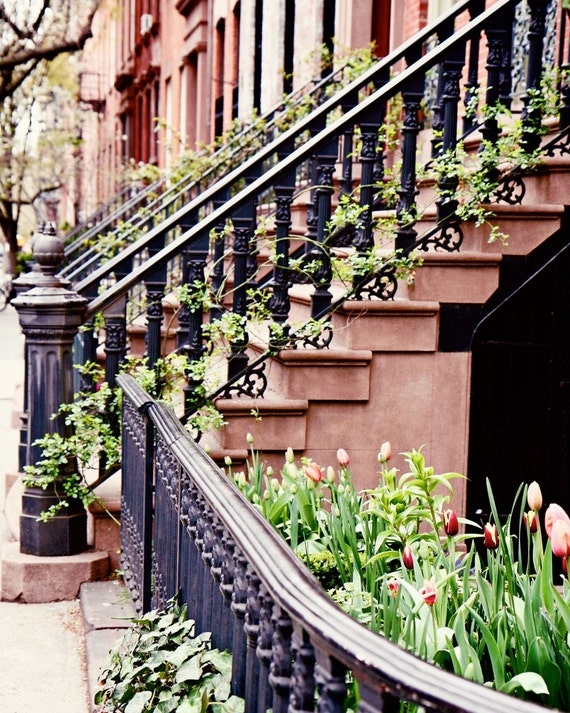 New york city photography urban home decor stairs by Urban home decor