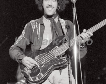 Thin Lizzy 8x12 Photo                                                                 Image registered at the United States Copyright Office