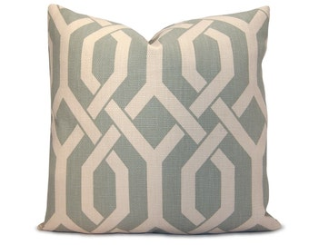 Marbleized Decorative Pillow Cover Kravet Sorenson