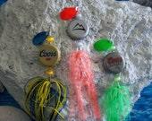 Fishing Lure Gift for Men Coors Bottlecap 3pk Groomsmen Gift for Bestman Wedding Party Gift Gift for Groom Father of the Bride Groom Gift