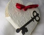 Heart gift box - set of 2