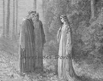 a comparison of the aeneid by virgil and divine comedy by dante alighieri However, as my book the undivine comedy argues, dante-poet becomes ever more transgressive and ulyssean as the commedia proceeds from the point of view of the writing poet, paradiso is the most transgressive part of the poem[2] the protagonist sets out to climb a hill whose heights are bathed in divine light.