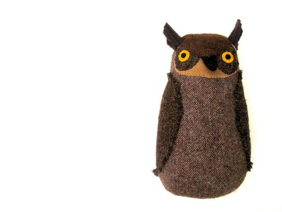 Tweedy Brown Owl