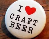 I Love Craft beer BOTTLE OPENER