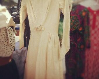 Vintage Grace Kelly Wedding Dress