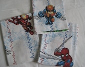 Marvel Superhero Squad Pillowcase
