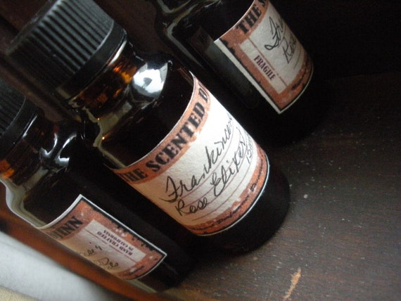 Frankincense and Rose Elixir