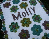 Customized Baby Quilt