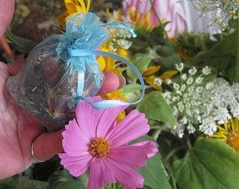 MiNi SACHETS little whiffs of natural scent  FLORIST SHOP
