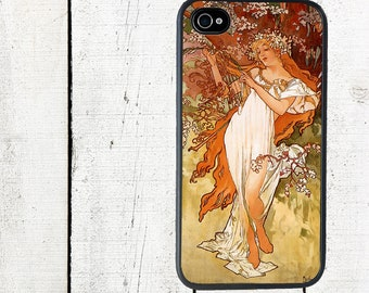 Pretty Mucha Phone Case for  iPhone 4 4s 5 5s 5c SE 6 6s 7  6 6s 7 Plus Galaxy s4 s5 s6 s7 Edge
