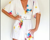 Reserved for Pip - Venni Caprice Summer Splashes Awesomeness Dress