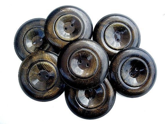 Neat Lot of Vintage Celluloid Buttons