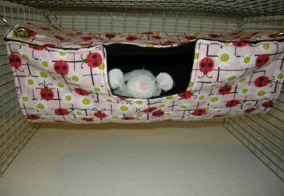Pet Rat Hammock Tube Sling Rodent,Squirrel, Sugar Glider, Small Pet
