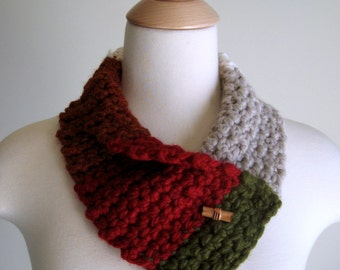Sushi Neck Cozy-Cowl - Angel Roll