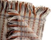Wool Amana Throw Blanket