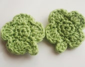 Leftovers SALE: Lucky Clover Brooch Pin