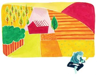 Farmville: Print