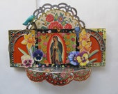 Recycled Tin Art/ Another V.O.G
