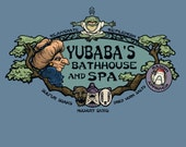 Yubaba's Bathhouse Small Print (Item 03-057-AA)