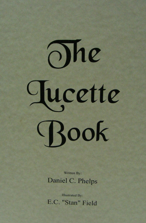 Book-The Lucette Book