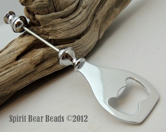 Beadable Bottle Openers TWENTY pieces see other listings for multiples or single item