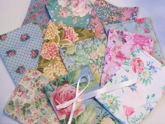 Items similar to fabric gift bags wedding favors 24 sales for Wholesale baby fabric