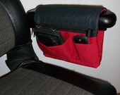 Smartie Pak, Jr. Power Chair Bag - Red