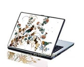 Love Birds Laptop Skin Decal