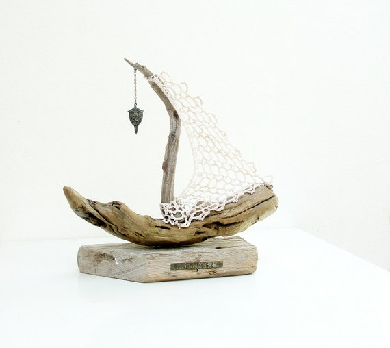 The Night Watch - Driftwood Boat
