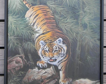 """Hue Chang . Oil Painting on 20"""" x 24"""" CanvasTiger"""