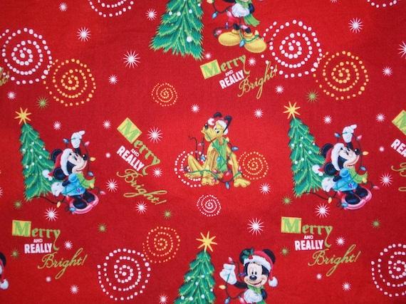 disney christmas fabric australia
