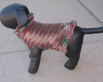Christmas dog sweater Holiday sale