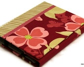 Kindle, Kindle Fire, Kindle Touch Case - Hardcover Book Style, Joel Dewberry Fabric, Hidden Magnet Close