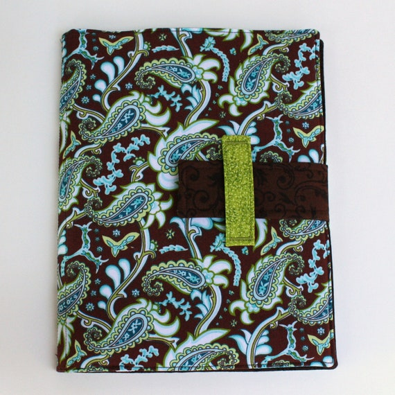 Paisley iPad Case hardcover ipad case stand fits new iPad cover