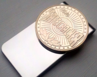 Safecracker Money Clip