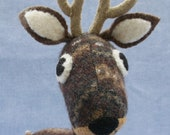 Deer Eco-Friendly Stuffed Toy