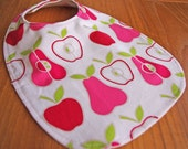 CLEARANCE SALE - Pink Pear Eco-Friendly Baby/Toddler Bib