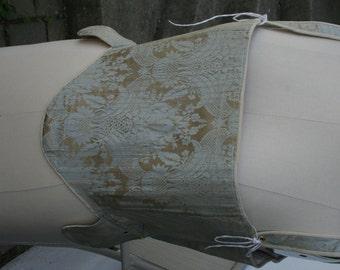 Elizabethan Brocade Corset