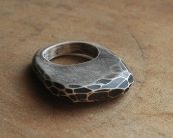 Fragment Ring in Ivory