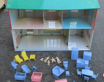 dollhouse with furniture  doll house superior furniture