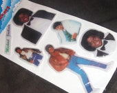 Only 5 Bucks.......Vintage 80s Michael Jackson Puffy Stickers