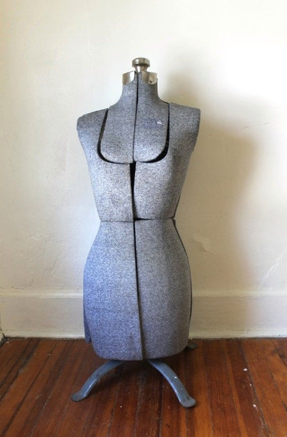 Acme Vintage Dress Form Mannequin