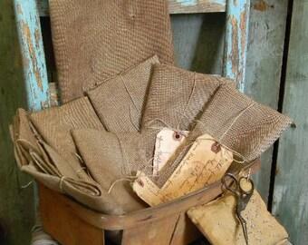 30ct. Old Farmhouse Linen - Hand Dyed - Notforgotten Farm - NEEDLEWORK - cross stitch - sampler