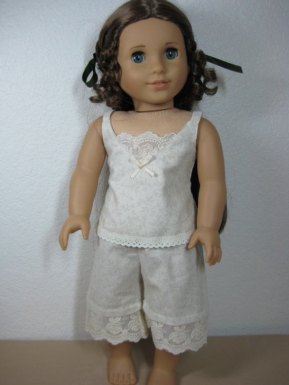 18 Doll Clothes American Girl 1850s Undergarments for Marie Grace and Cecile